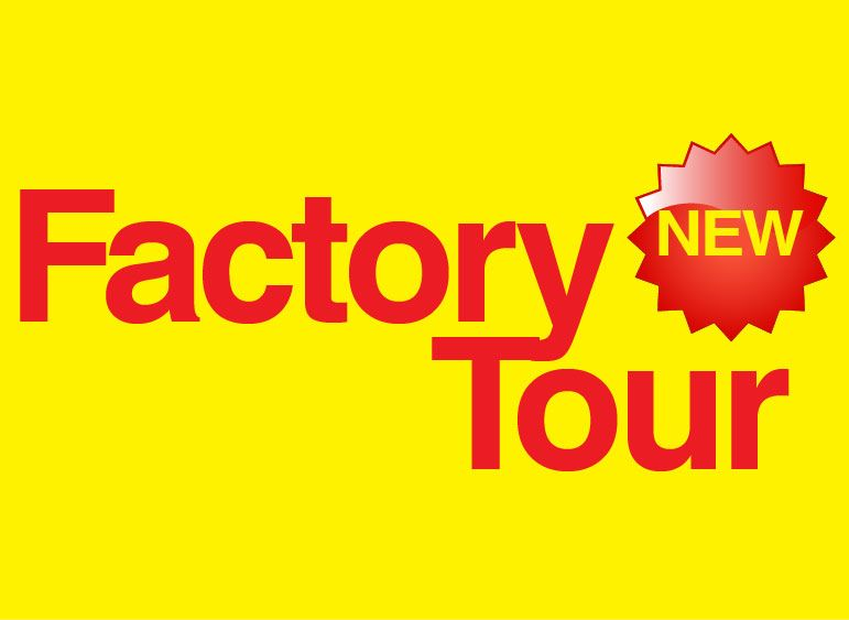 55d069cda6 Factory Tour Dec 2013