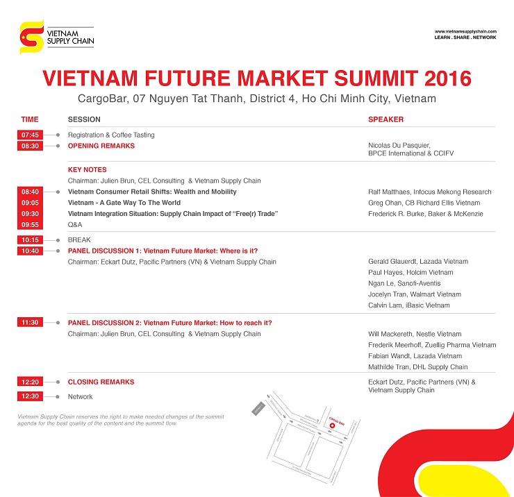 Viet Nam Supply Chain